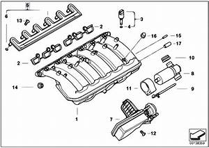 Original Parts For E46 325i M54 Touring    Engine   Intake