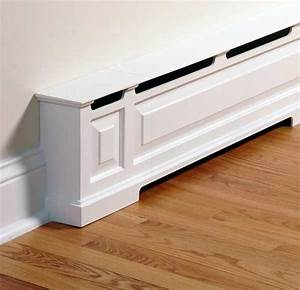 Baseboard Off The Ground - HVAC - DIY Chatroom Home