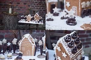 Zuckerguss Für Lebkuchenhaus : lebkuchenhaus dessertplatte weihnachtsdessert f r 15 ~ Lizthompson.info Haus und Dekorationen