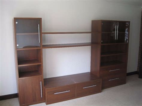 Ikea Cupboard Shelves by Ikea Tv Stand Bench Storage System Cupboard Shelf