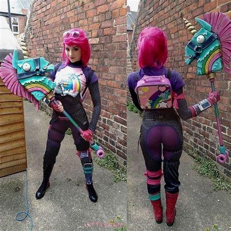 brite bomber  fortnite cosplaye fortnite cosplay