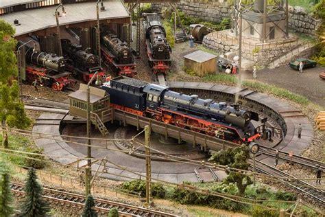 Modellbahn Altburg Eine Digitale Segmentanlage In H0
