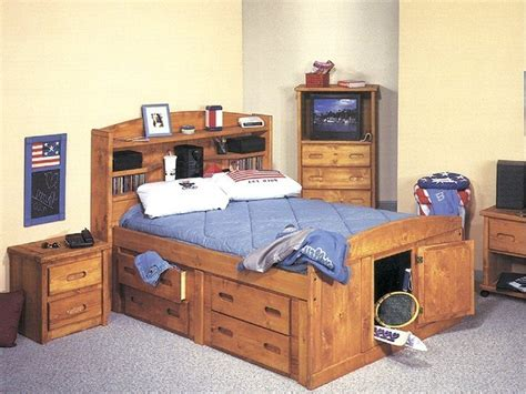 Size Bed With Bookcase Headboard by Size Bed With Bookcase Headboard Foter