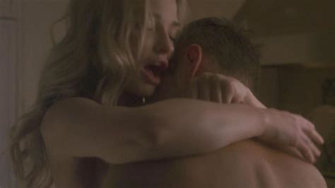 Emma Rigby Strips Off Naked To Film Sex Scene On The