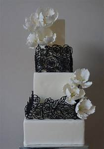 Square Wedding Cakes - CakeCentral.com