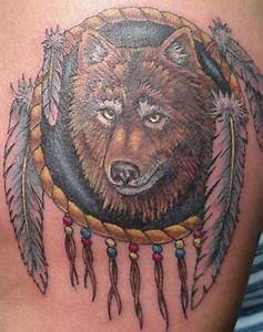 native american wolf tattoos image search results