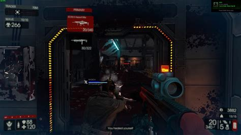 killing floor 2 commando killing floor 2 commando crossperk weapon gameplay hell on earth youtube