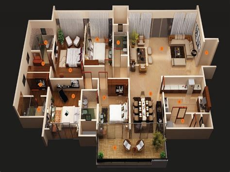 5 bedroom floor plan 5 bedroom house 4 bedroom house floor plans 3d 7 bedroom