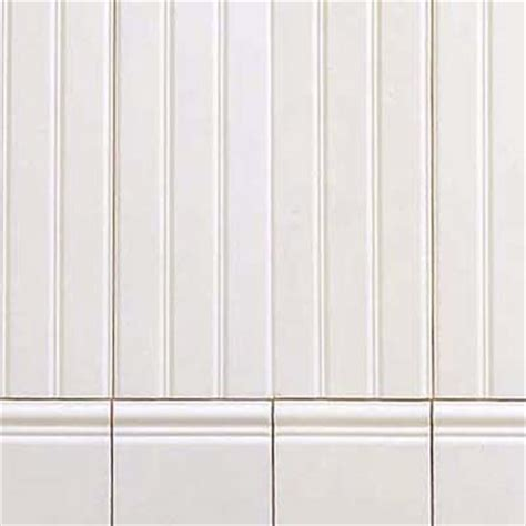Ceramic Tile  Wainscoting Designs, Layouts, And Materials