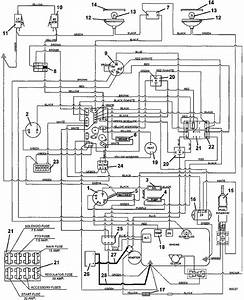 721d2 Electrical Wiring 1998 Grasshopper Mower Parts Diagrams