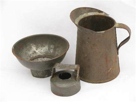 antique vintage kitchenware lot primitive wire rusty metal kitchen utensils