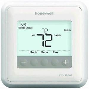 Th4210u2002   Honeywell T4 Pro Programmable Thermostat