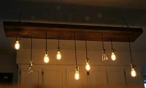 Led Lampen Küche : gl hbirne als lampe selber machen die trendige leuchte als deko ~ Frokenaadalensverden.com Haus und Dekorationen