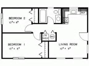 one two bedroom house plans eplans cottage house plan two bedroom cottage 540 square and 2 bedrooms from eplans