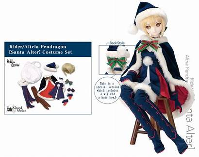 Alter Fate Pendragon Dream Grand Santa Rider