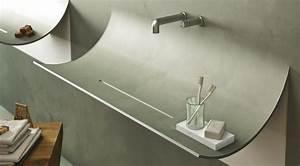 Lavabo salle de bain de design italien moderne en 35 idees for Salle de bain design avec lavabo mural