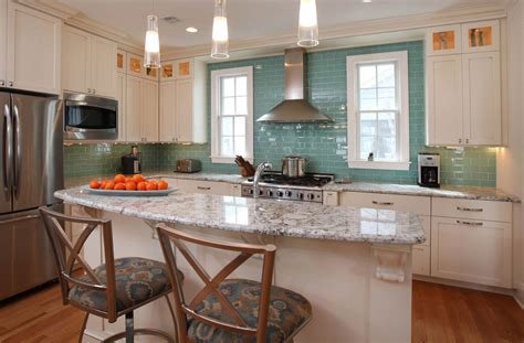 kitchen with glass tile backsplash 71 exciting kitchen backsplash trends to inspire you 8750