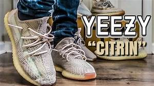 Adidas Yeezy Boost 350 V2  U201ccitrin U201d Review Plus Epic On Foot