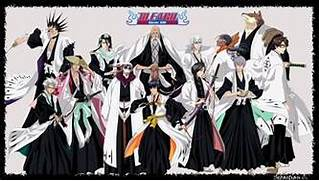 Bleach Anime Images HD Wallpaper And Background Photos Captains