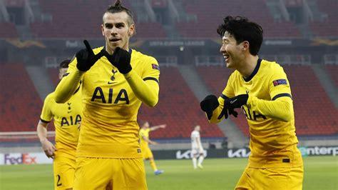 Wolfsberger 1-4 Tottenham Hotspur: Gareth Bale strikes to ...