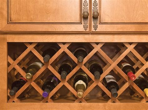 wine rack kitchen cabinet insert cabinet accessories for custom kitchen cabinetry bertch 1912