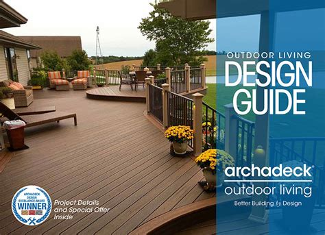 archadeck outdoor living upscale outdoor builder call