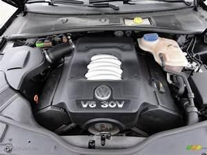 2004 Volkswagen Passat Glx 4motion Wagon 2 8 Liter Dohc 30