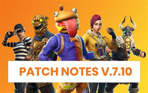 fortnite update  patch notes mobileappdaily