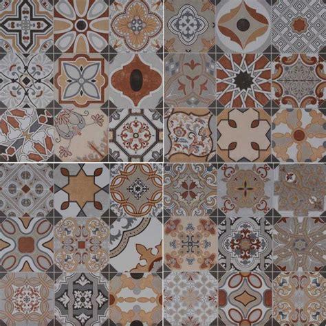 Fliesen Orientalischem Muster marokkanische fliesen balat patchwork bei ihrem orient