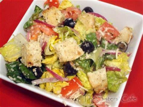 olive garden salad olive garden salad