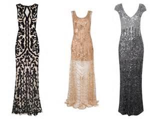 Inspiration Great Gatsby Dress