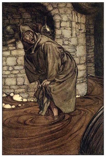 Brown Flood Stout Arthur Legends Illustrations Ingoldsby