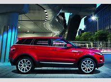 Land Rover fully reveals 5Door Range Rover Evoque before