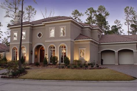 stucco exterior colors for the home