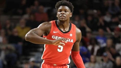 Edwards started the second half with a bang. Anthony Edwards NBA: Who is the consensus no. 1 prospect in the 2020 NBA Draft | The SportsRush