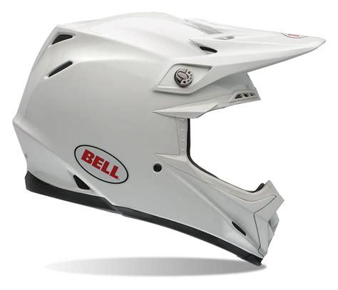 white motocross helmet bell moto 9 helmet white revzilla