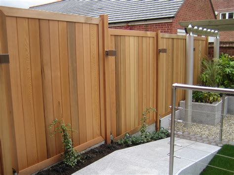 Decorating Ideas For Kitchen Cabinets - use nail in cedar wood fence fence ideas