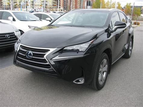 pre owned  lexus nx  executive nav taux  compter