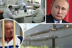 Russian secret lab where novichok nerve agent used in ...