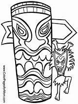 Coloring Native American Line Tiki Idol Southwest Southwestern Dance Pages Adult Clip Witch Doctor Printable Clipart Illustration Print Gograph Vector sketch template