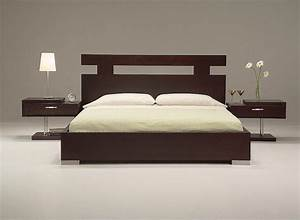 Modern bed ideas modern home design decor ideas for Designer bedroom sets