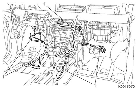 vauxhall workshop manuals gt corsa d gt n electrical equipment and instruments gt wiring harnesses