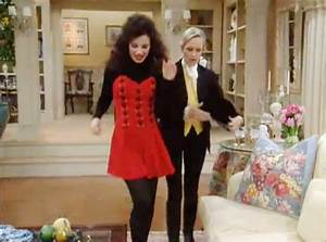 Awesome Fashion in non-Fashion TV – 'THE NANNY' Pt2
