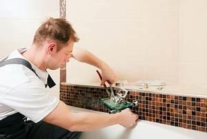 Badewanne Einbauen Anleitung : professionell badewanne einbauen anleitung mit video hausliebe ~ Markanthonyermac.com Haus und Dekorationen