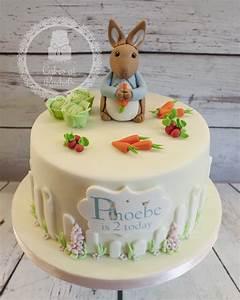 Peter Rabbit Cake - CakeCentral com
