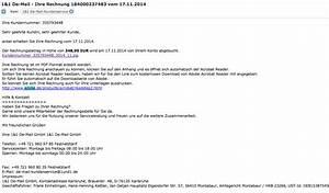 Vodafone Rechnung Email : gef lschte rechnungen von 1 1 im umlauf botfrei blog ~ Themetempest.com Abrechnung