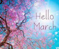 Welcome March Images – Free Calendar