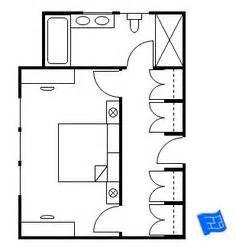 bedroom floorplan 1000 images about master bedroom floor plans with ensuite on floor plans master