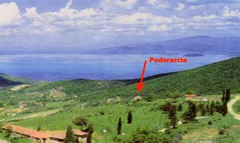 Stone Shower Surround by Lake Trasimeno Villas Poderaccio House Country Villa For