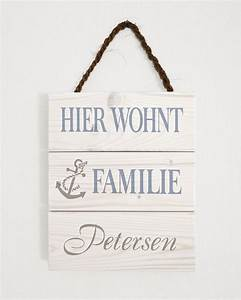 Türschilder Holz Familie : t rschild t rschild familienname familie anker ~ Lizthompson.info Haus und Dekorationen
